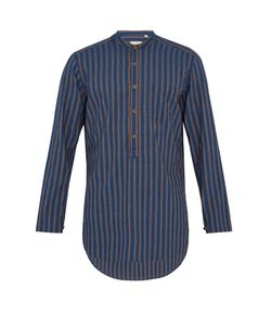 Oliver Spencer | Panarea Striped Cotton Shirt