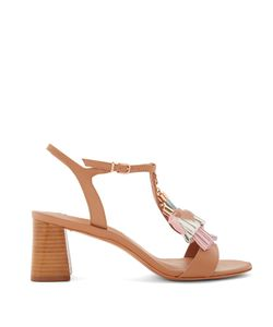 Sophia Webster | Juno Tassel-Embellished Leather Sandals