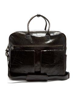 MARC MARMEL | Klondike Cracked-Leather Holdall