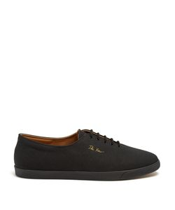 The Row | Dean Low-Top Canvas Trainers