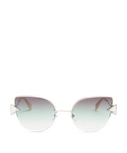 Fendi   Rainbow Cat-Eye Sunglasses