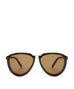 Marni | Aviator Acetate Sunglasses