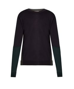 Wooyoungmi | Tri-Colour Wool Sweater