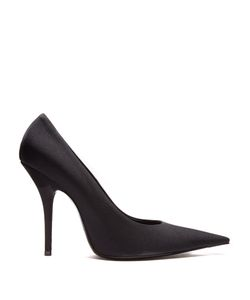 Balenciaga | Knife High-Heel Jersey Pumps