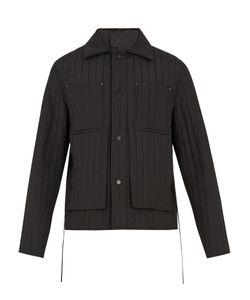 Craig Green | Tie-Waist Quilted Jacket