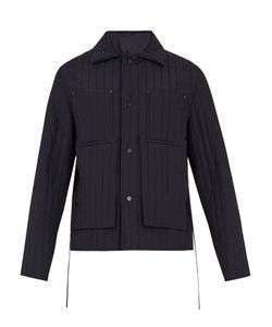 Craig Green | Tie-Waist Quilted Wool Jacket