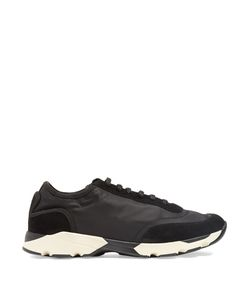 Marni | Suede-Panelled Low-Top Trainers
