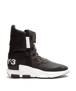 Y-3 | Noci High-Top Trainers
