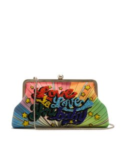 Sarah's Bag | Love To Love Embellished Clutch