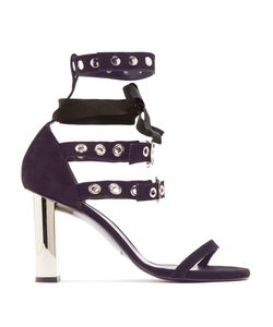 Robert Clergerie | X Self Portrait Leya Suede Sandals
