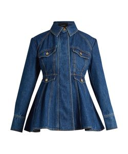 Ellery | Pro Protest Peplum Denim Jacket