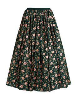 Ashish | -Embellished Cotton Skirt