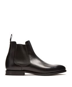 Church's | Prenton Leather Chelsea Boots