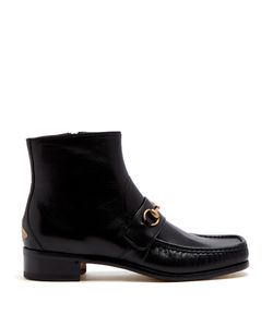 Gucci | Vegas Leather Boots