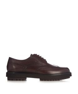 Tod's | Thick-Sole Leather Brogues