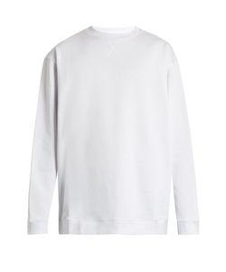 Raf Simons | Arrow-Print Cotton-Jersey Sweatshirt