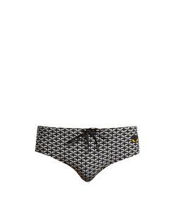 Fendi | Bag Bugs-Print Swim Briefs
