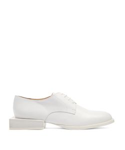 Jacquemus | Sculptured-Heel Leather Brogues