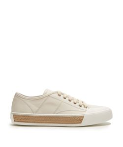 Tod's | Cassetta Leather Trainers