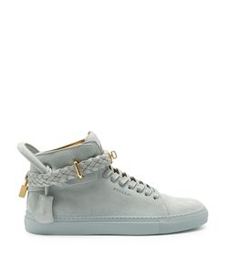 Buscemi | 100mm Weave High-Top Trainers