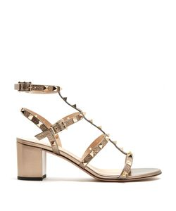 Valentino | Rockstud Leather Sandals