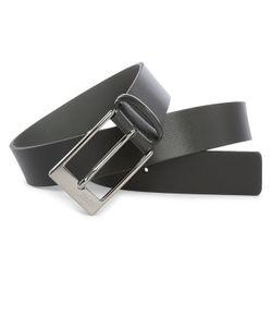 Hugo - Hugo Boss | Tone-On-Tone Buckled Leather Belt