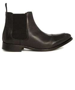 PS Paul Smith | Lydon Leather Chelsea Boots