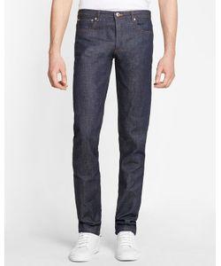 A.P.C. | Jean Petit Standard Dark Jeans