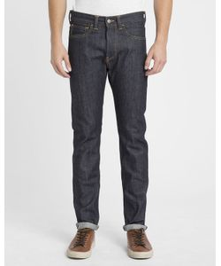 Edwin | Faded Raw Ed-One Red Selvedge Slim Jeans