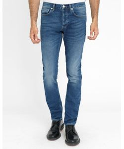 Sandro | Faded Pixies Washed Slim-Fit Jeans