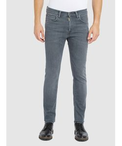 Edwin | Faded Lighted-85 Stretch Tapered Slim-Fit Jeans