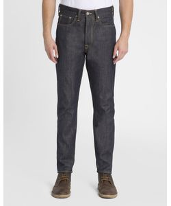 Edwin | Faded Ed-45 Raw Tapered Loose Jeans