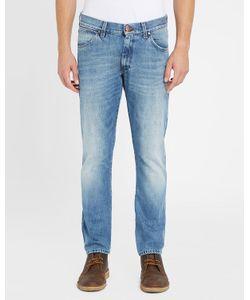 Wrangler | Lightlarston Selvedge Tapered Slim-Fit Jeans