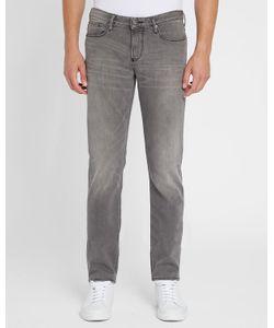 Armani Jeans | Lightj06 Stretch Slim-Fit Jeans