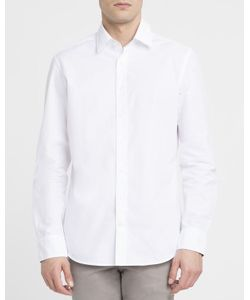 Hackett | Elbow Patches Slim-Fit Shirt