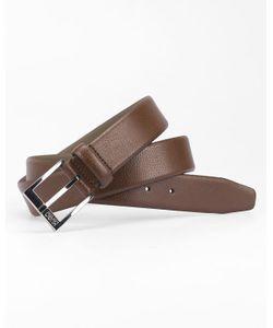 Hugo - Hugo Boss | Grained Leather Elloy Belt