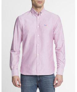 Maison Kitsuné | Patch Oxford Shirt