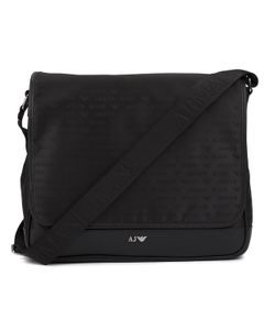 Armani Jeans | All Over Logo Messenger Bag