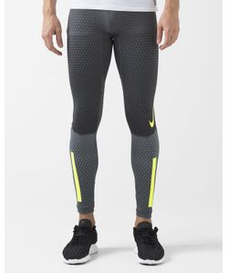 Nike | Pro Hyperwarm Hexodrome Running Tights