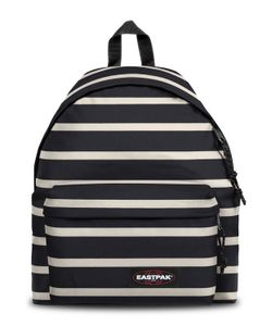 Eastpak | Striped Padded Pakr Backpack