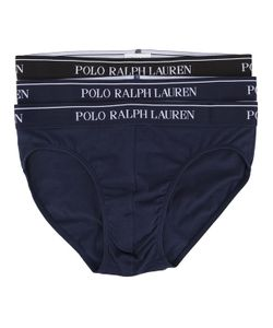 Polo Ralph Lauren | Pack Of 3 Briefs Navy And Striped