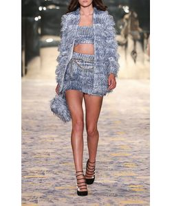 Alice McCall | Did You Ever Feather Jacket