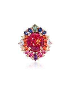 ANABELA CHAN | Violet Opal Ring
