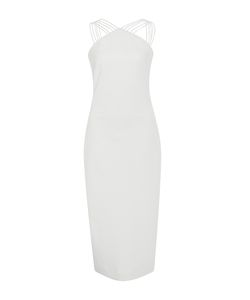 Cushnie Et Ochs | Fringe Halter Dress