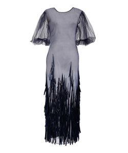 GINGER & SMART   Marlene Fringe Gown