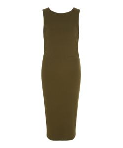 Getting Back To Square One   Stretch-Jersey Dress