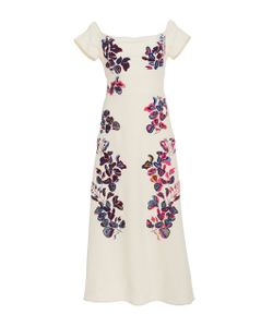 Tanya Taylor | Embroidered Lottie Dress
