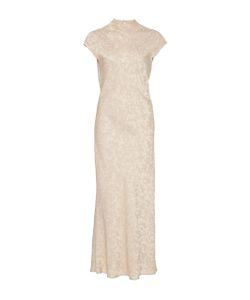 Protagonist | Cap Sleeve Bias Dress