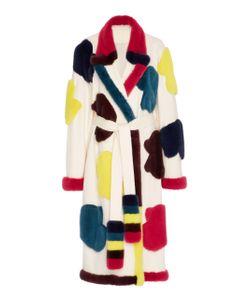 Jonathan Cohen   Mink Fur Robe Coat
