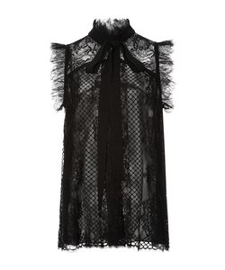 Elie Saab | Lace Sleeveless Top